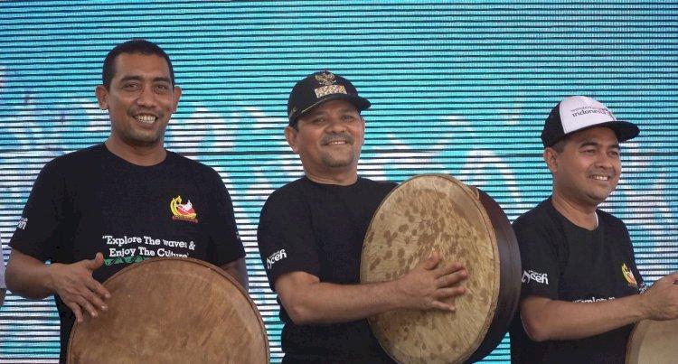 Aceh Surfing Championship Lengkapi Pesona Wisata Lhoknga
