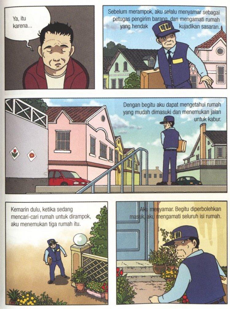 Kisah seorang pencuri