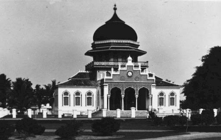Potret Sejarah Banda Aceh