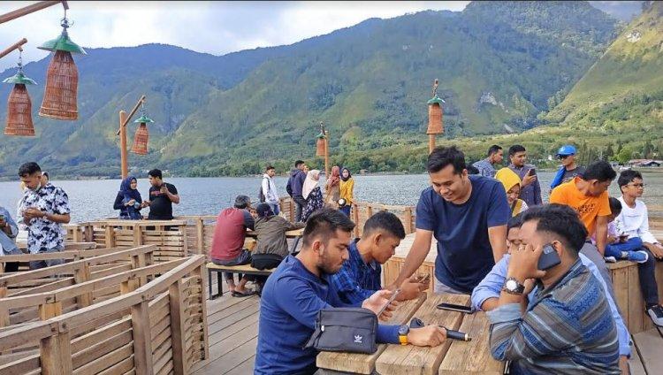 Pantai Menye Ikon Wisata Baru di Aceh Tengah