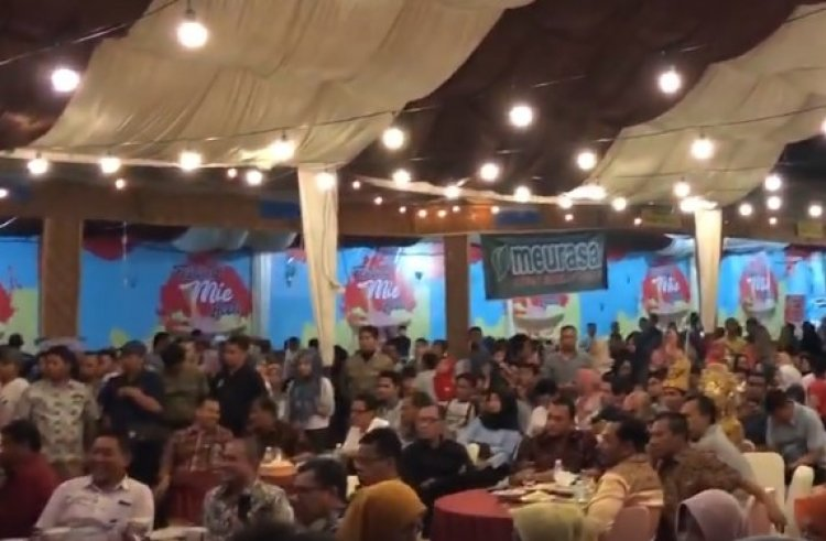 Nikmati Lezatnya Mie Aceh di Festival Mie Aceh