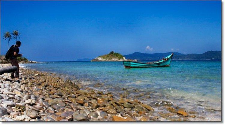 Pulau Bunta, Paras Eksotisme Negeri Zamrud Khatulistiwa