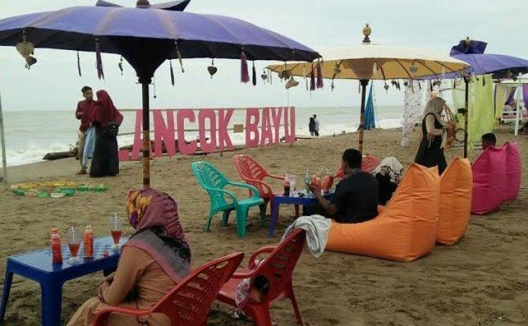 Manjakan Diri dengan Mengunjungi Pantai Lancok Aceh Utara