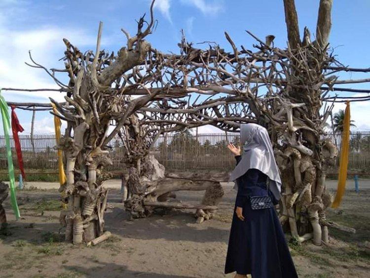 Objek Pante Pangah Karya Masyarakat Gandapura