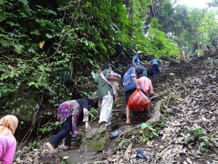 Blang Kolam Objek Wisata Seribu Anak Tangga
