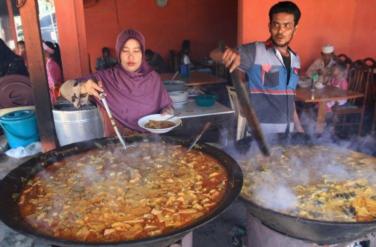 Kuliner Aceh yang Melegenda dan Kisah di Baliknya