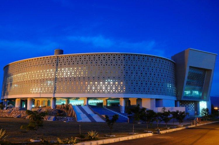 Museum Tsunami Wisata Edukasi di Aceh