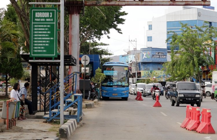 Cara Naik Trans Kutaraja di Banda Aceh