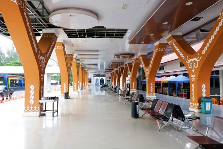 Pelabuhan Ulee Lheue Banda Aceh