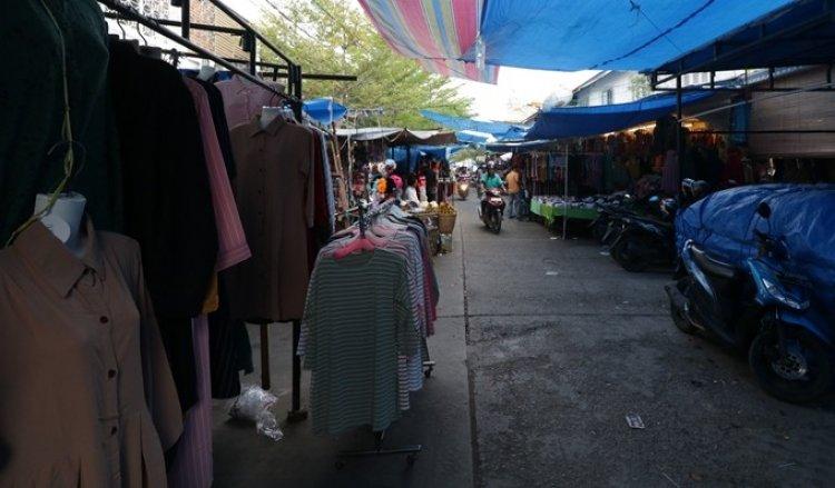 Pasar Atjeh untuk Sensasi Pasar Lokal