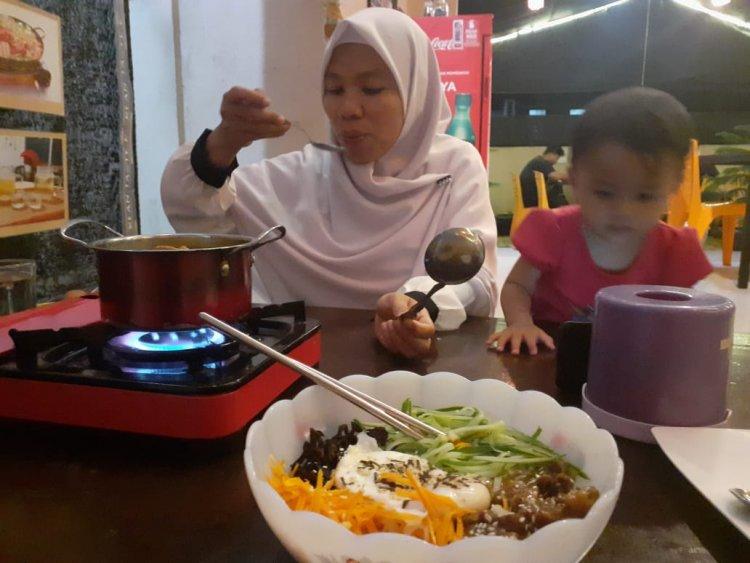 Masakan Korea di Aceh
