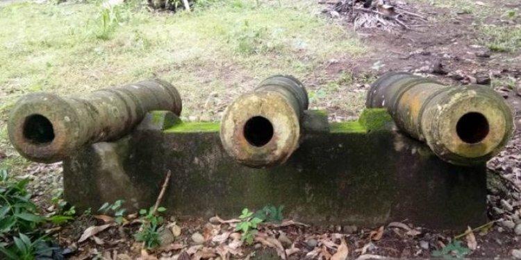 Meriam Peninggalan Kerajaan Aceh